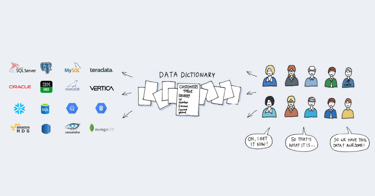 How to Create and Maintain a Data Dictionary with Dataedo