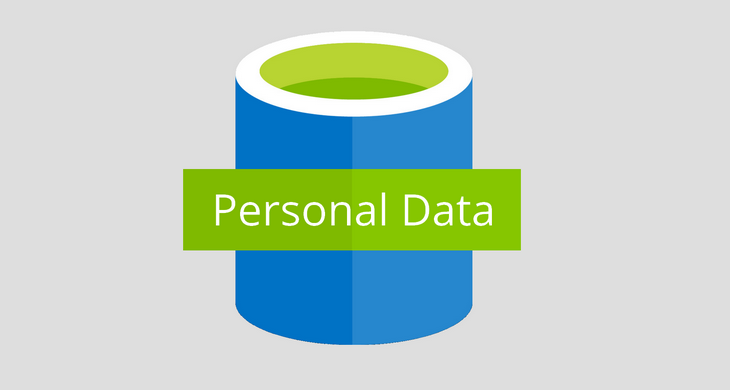 GDPR in SQL Server and Azure SQL Database