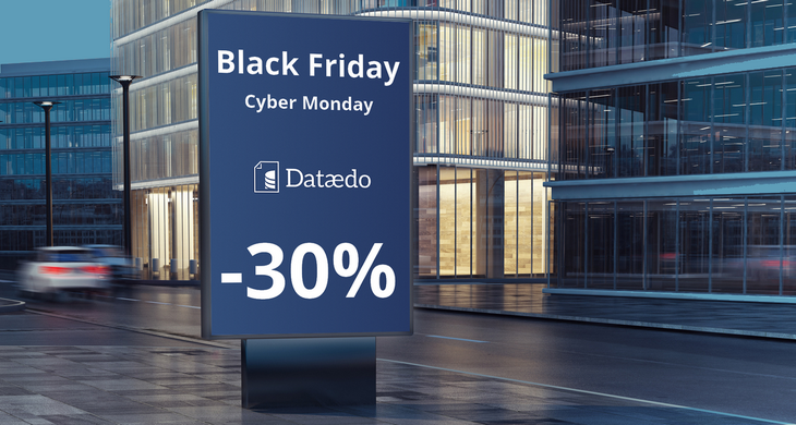Black Friday 2018 Sale - 30% Off