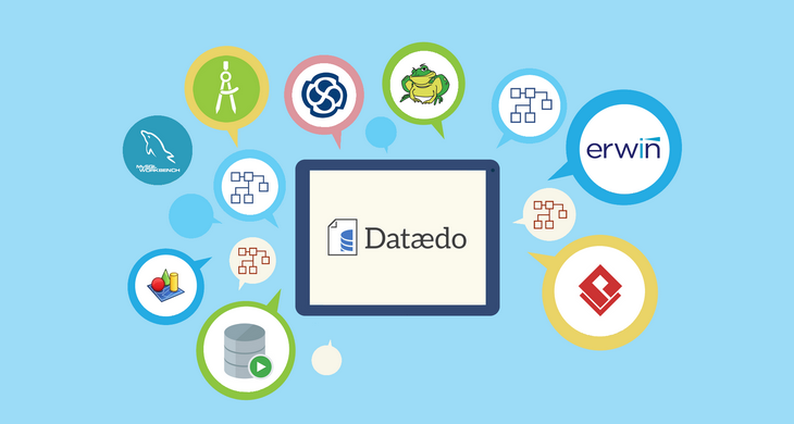 Dataedo vs Popular Data Modeling Tools