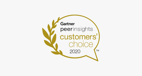 Dataedo named a 2020 Gartner Peer Insights Customers' Choice for Metadata Management Solutions